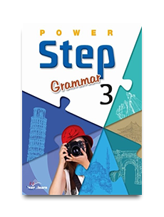 Power Step Grammar 3
