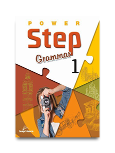Power Step Grammar 1